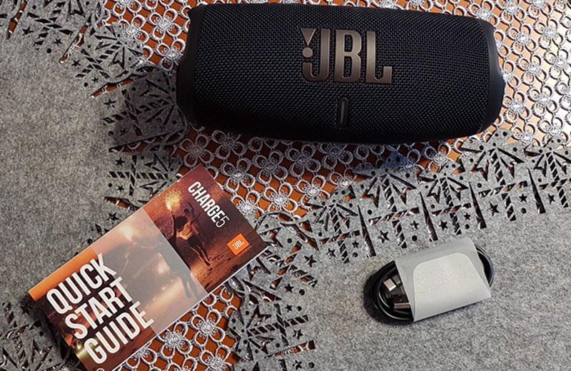 Характеристики JBL Charge 5