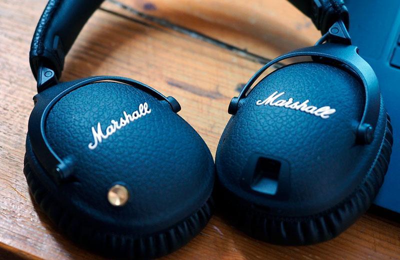 Marshall Monitor II ANC звук