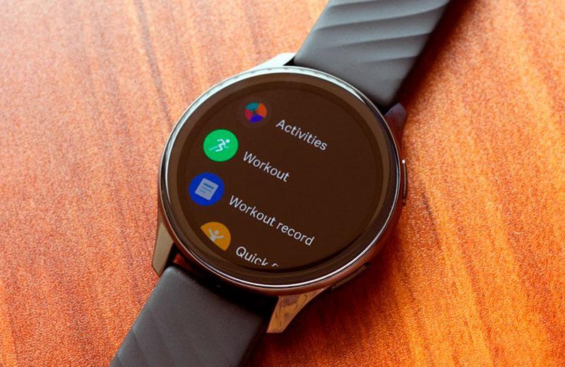 ПО OnePlus Watch