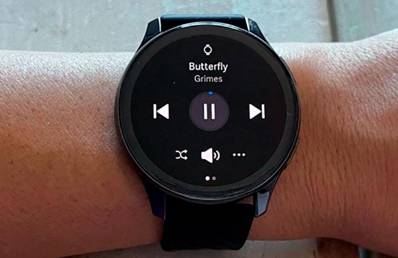 OnePlus Watch музыка
