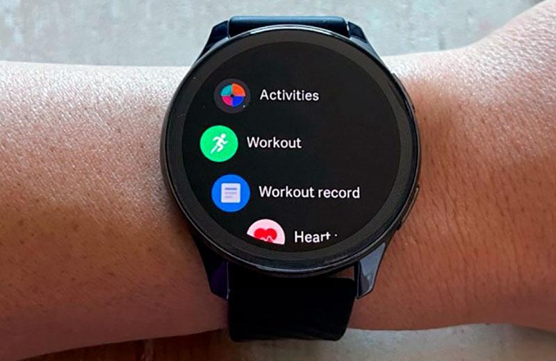 OnePlus Watch ОС