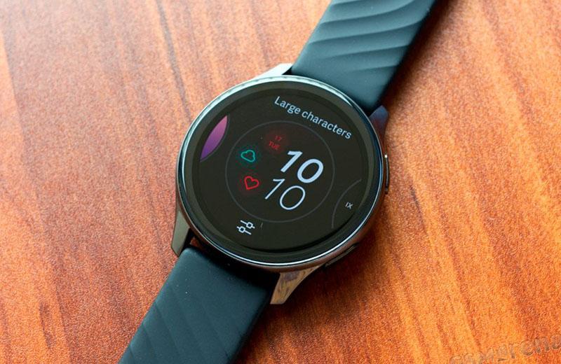 OnePlus Watch кран часов