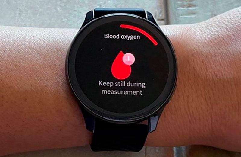 OnePlus Watch ЧСС
