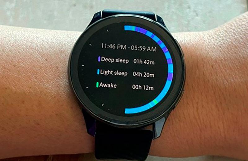 OnePlus Watch сон