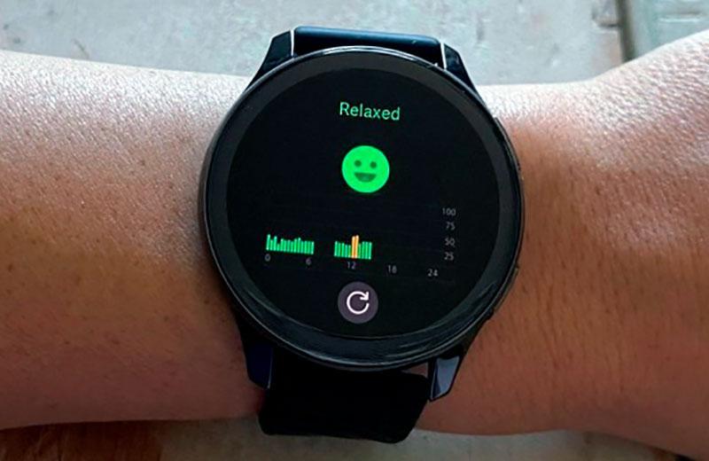 OnePlus Watch стрес