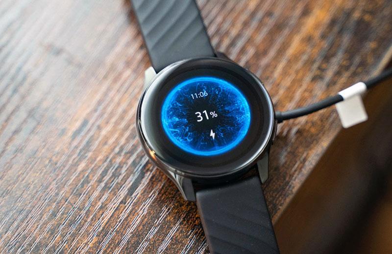 OnePlus Watch зарядка