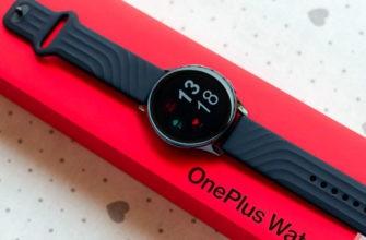 Обзор OnePlus Watch умных часов с недоделками — Отзывы TehnObzor