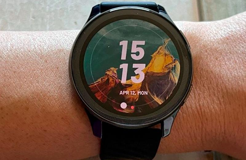 Экран OnePlus Watch