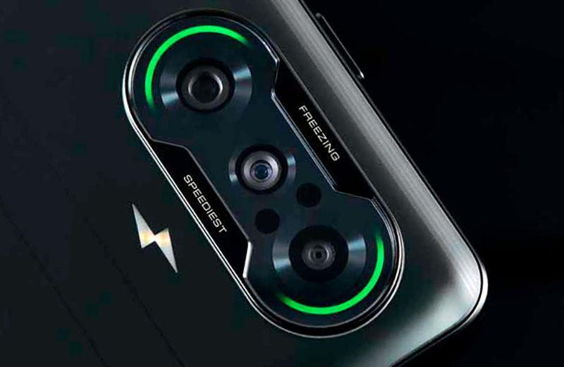 Камеры Redmi K40 Gaming Edition