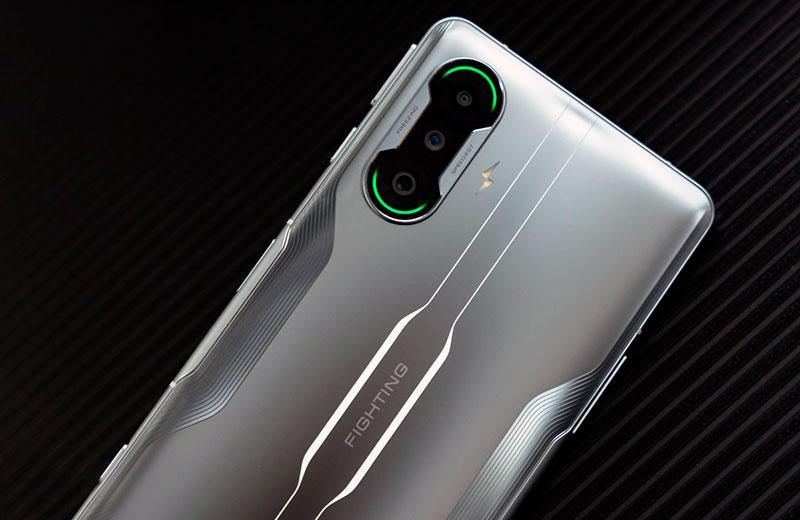 Redmi K40 Gaming Edition камера смартфона
