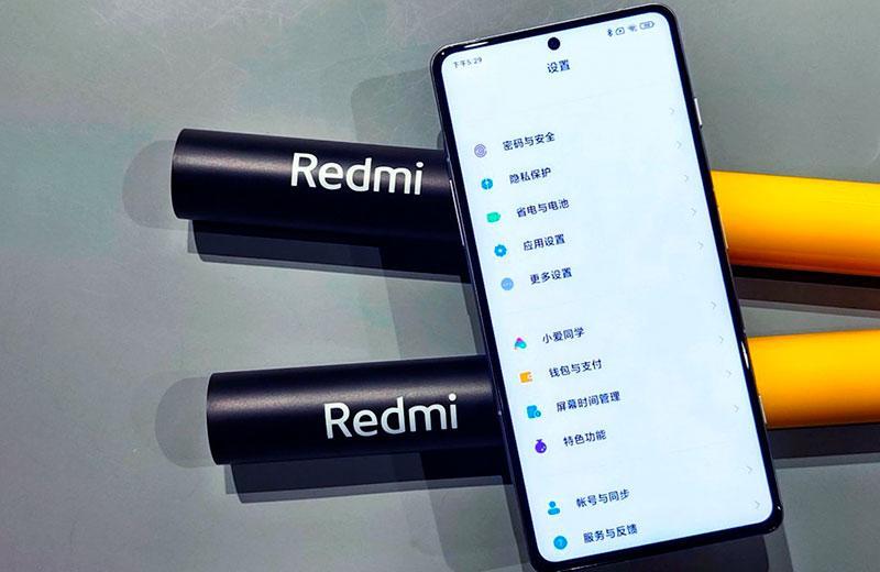 Redmi K40 Gaming Edition ПО
