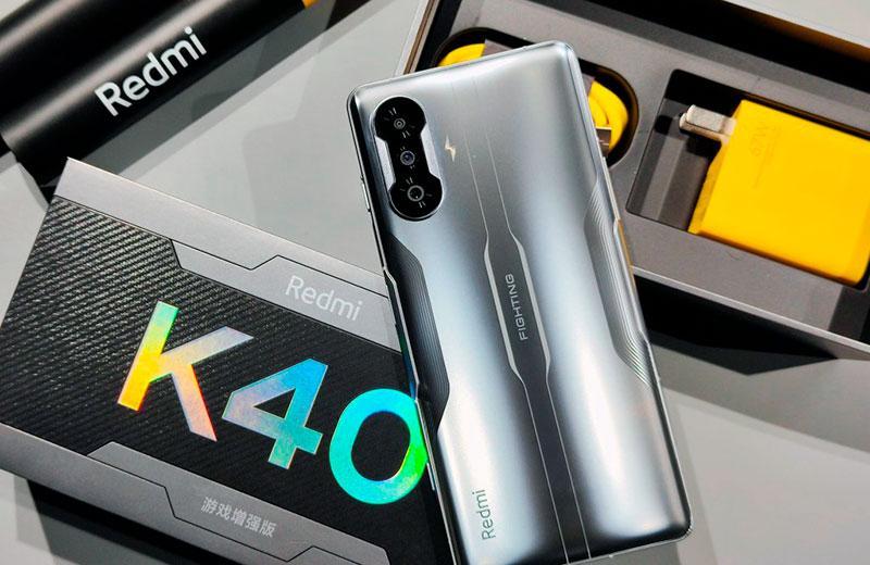 Производительность Redmi K40 Gaming Edition