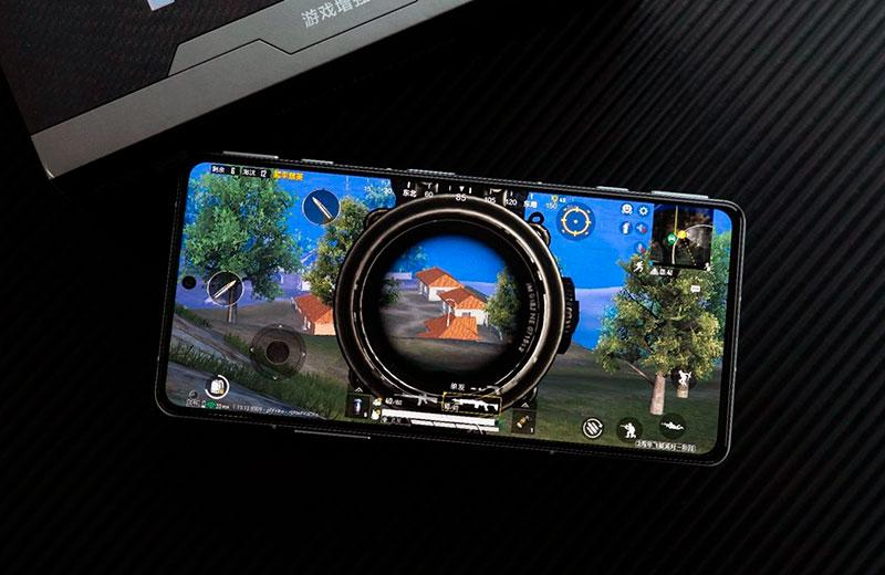 Redmi K40 Gaming Edition в играх