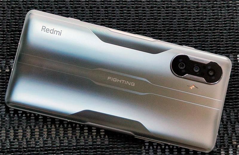 Redmi K40 Gaming Edition игровой смартфон