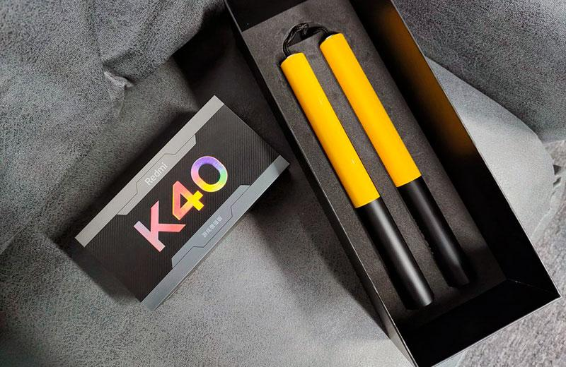 Характеристики Redmi K40 Gaming Edition