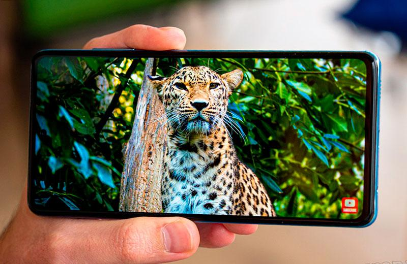 Samsung Galaxy A72 производительность