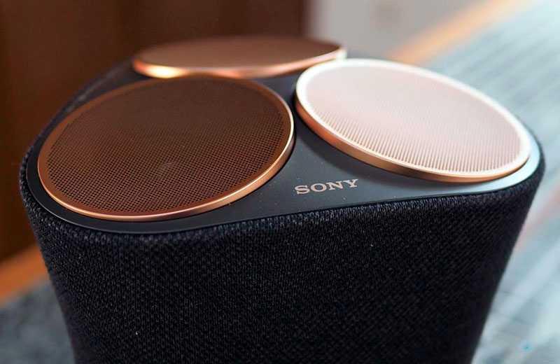 Sony SRS-RA5000 звук
