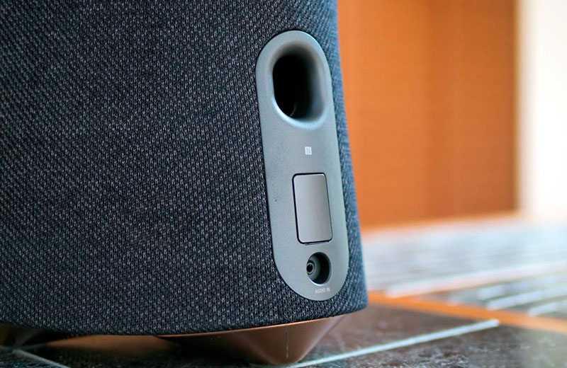 Sony SRS-RA5000 качество звука