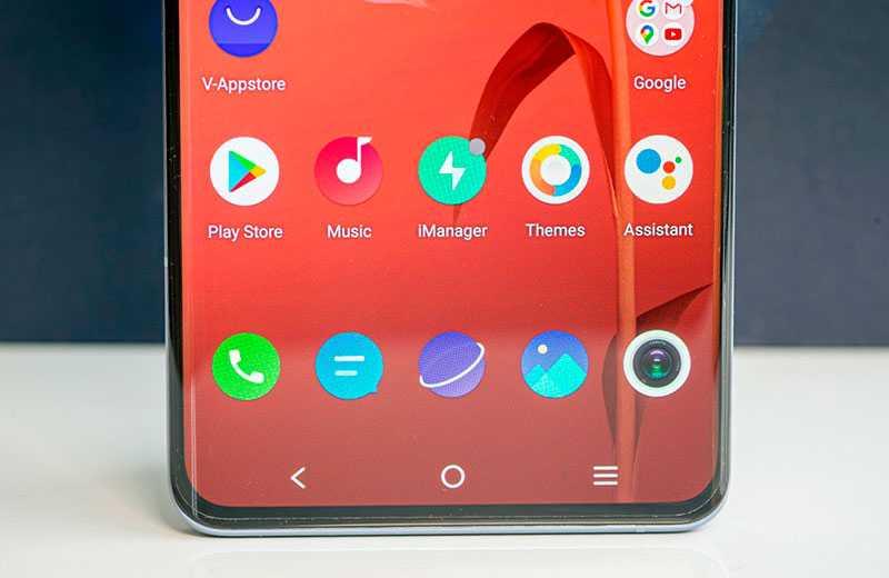 Vivo X60 Pro Plus анель экрана