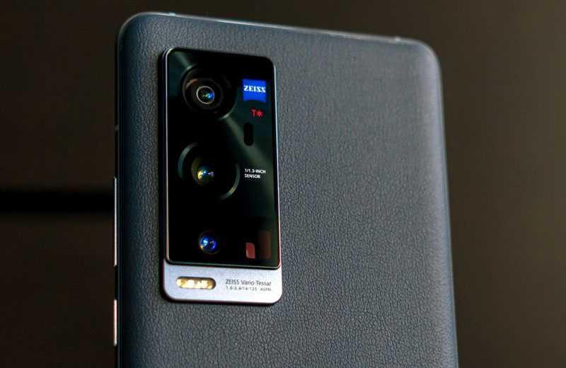 Камеры Vivo X60 Pro Plus