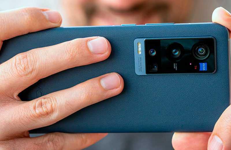 Vivo X60 Pro Plus камера смартфона