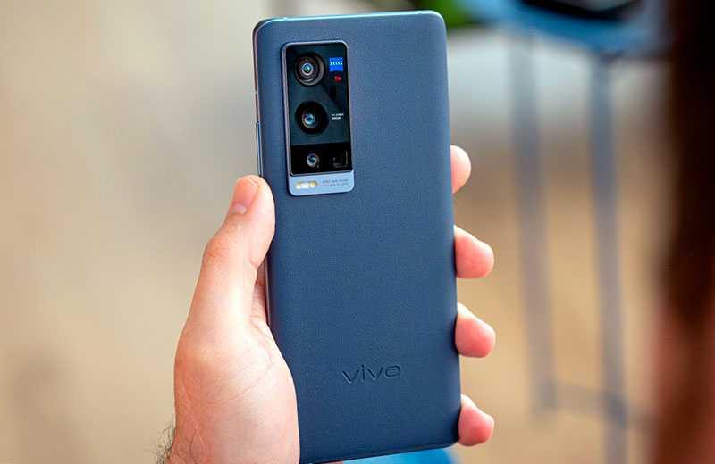 Дизайн Vivo X60 Pro Plus