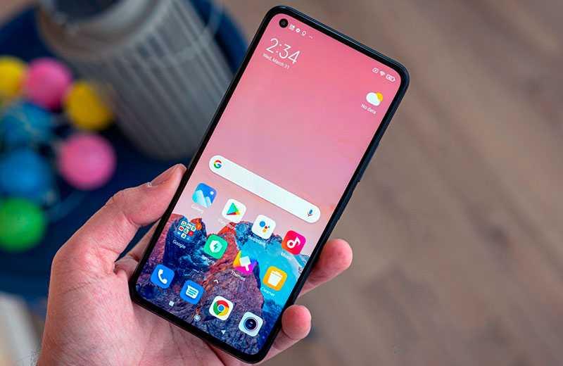 Экран Xiaomi Mi 11 Lite