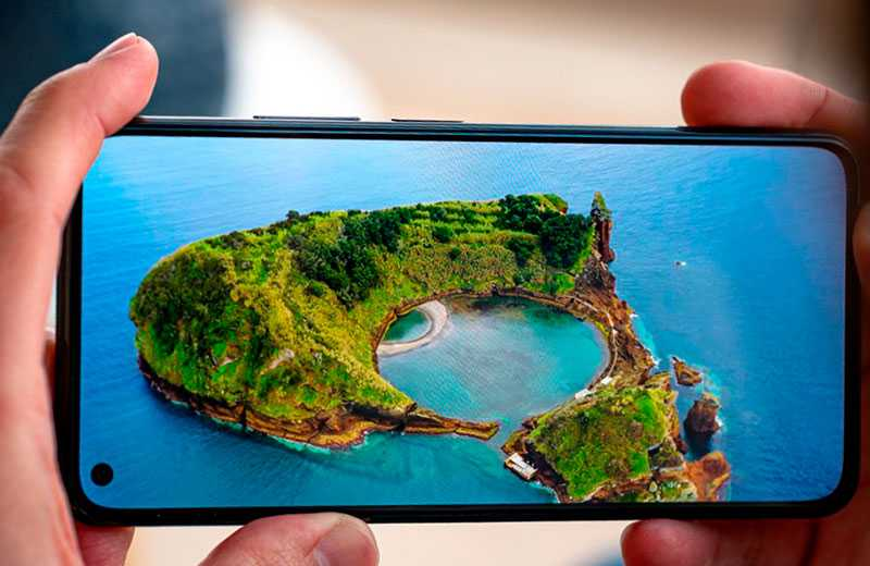 Дисплей Xiaomi Mi 11 Lite