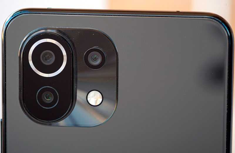 Камера Mi 11 Lite