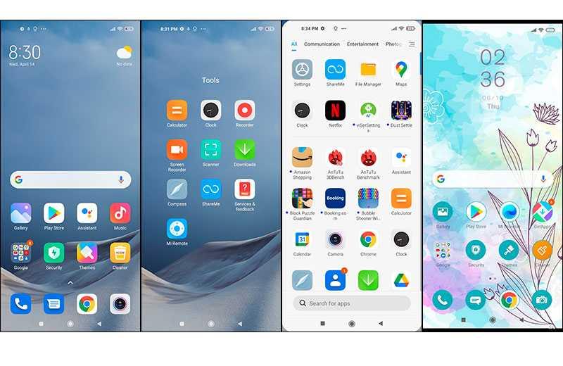 Xiaomi Mi 11 Lite ПО