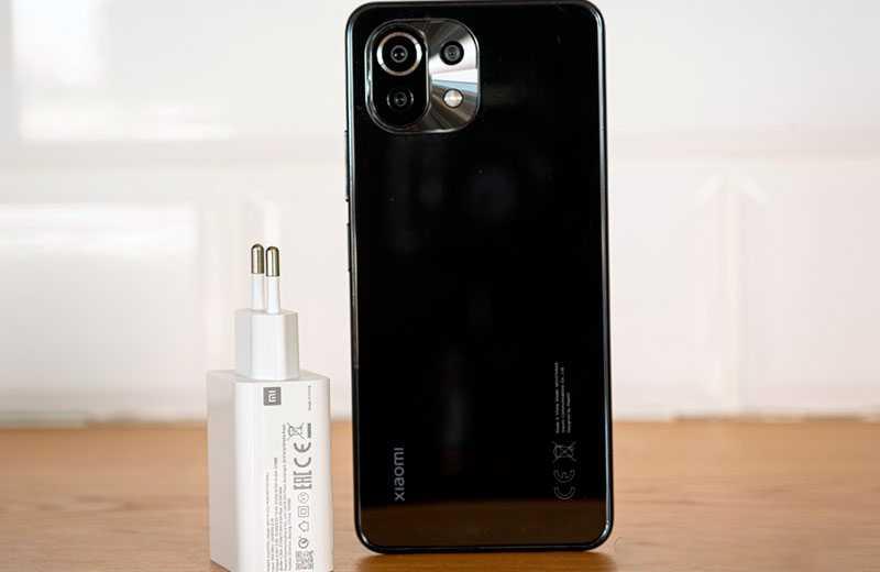 Зарядка Xiaomi Mi 11 Lite