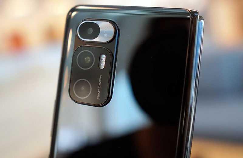 Основная камера Xiaomi Mi Mix Fold