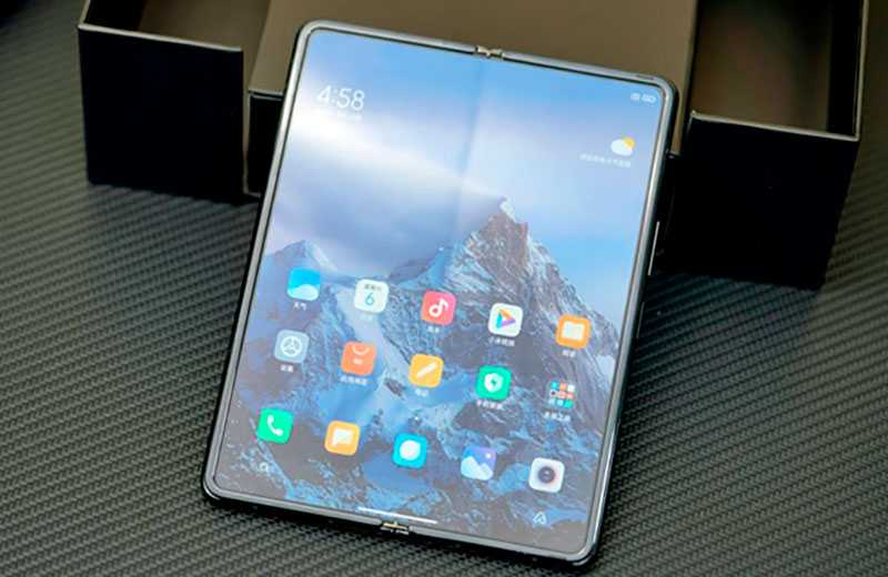 Экран Xiaomi Mi Mix Fold