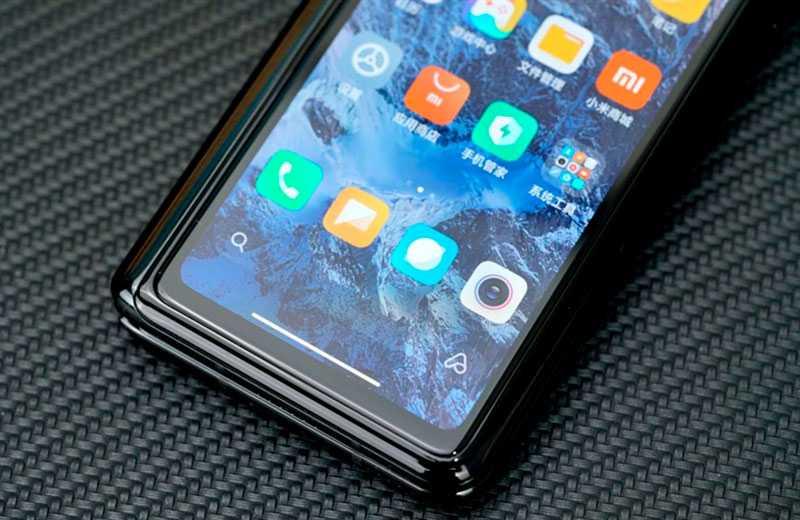 Производительность Xiaomi Mi Mix Fold