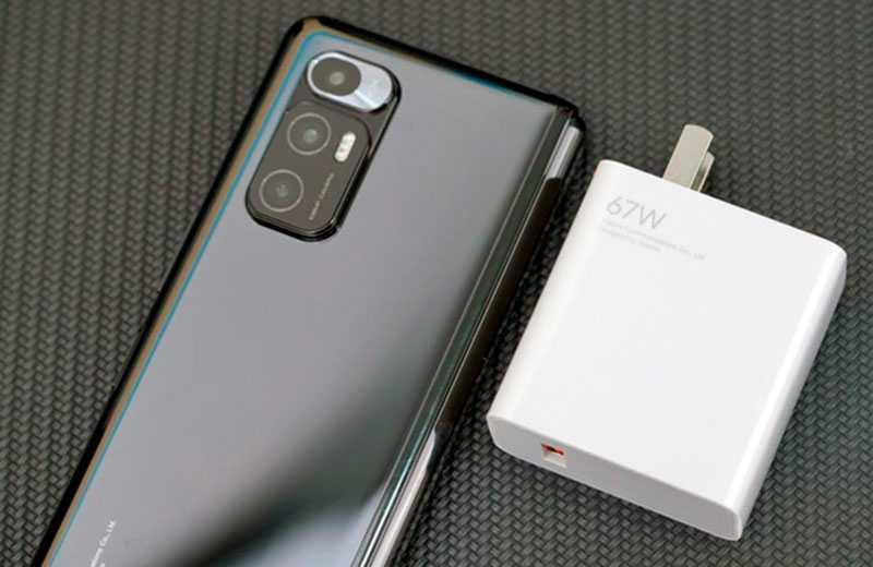 Автономность Xiaomi Mi Mix Fold и зарядка
