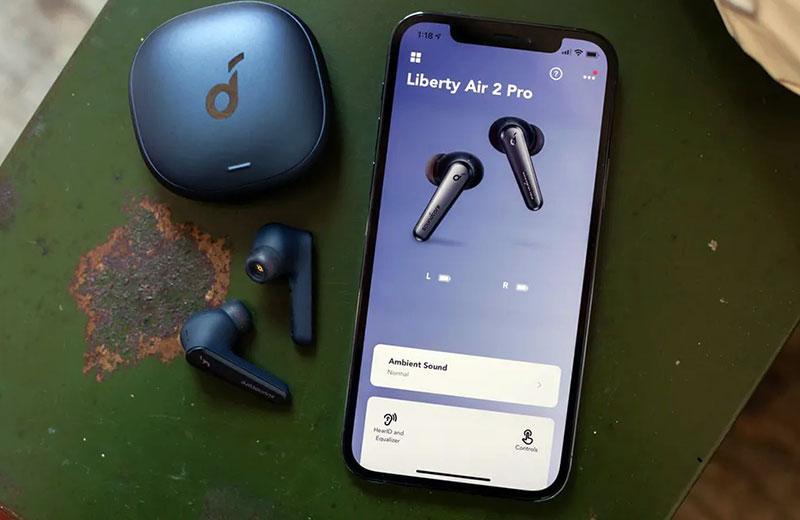 Anker Soundcore Liberty Air 2 Pro качество звука