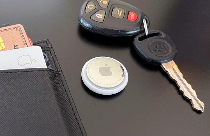 Обзор Apple AirTag