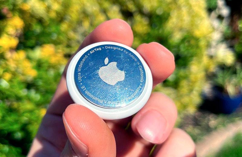 Преимущества Apple AirTag