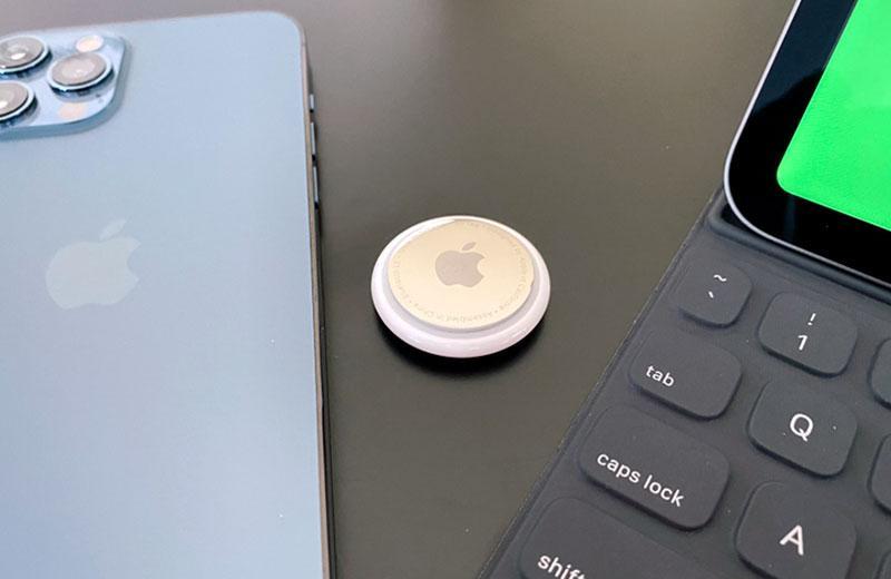 Обзор Apple AirTag функционального Bluetooth-трекера — Отзывы TehnObzor