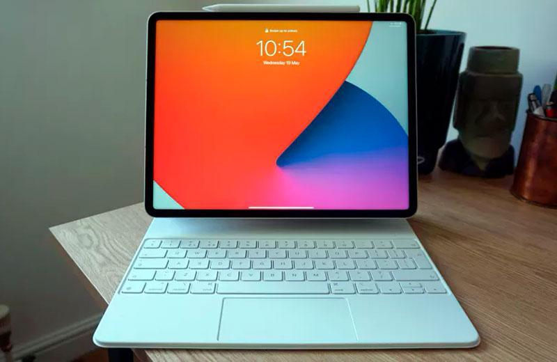 Apple iPad Pro 12,9 2021 экран