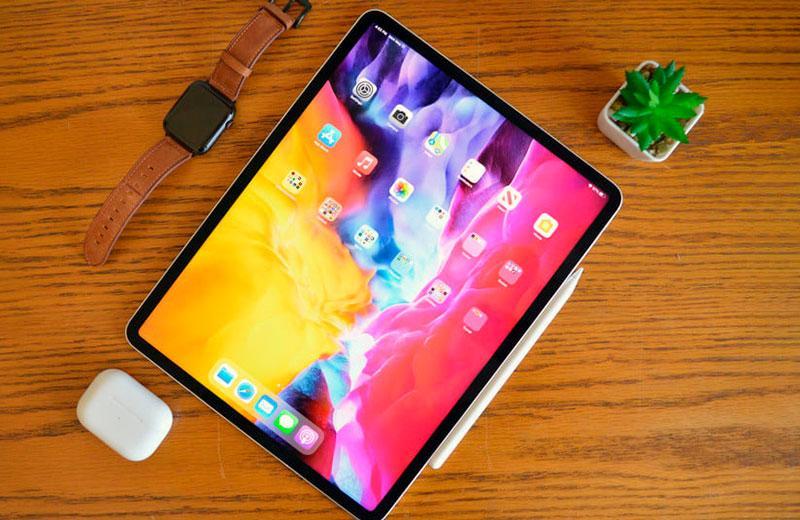 Apple iPad Pro 12,9 2021 компоненты