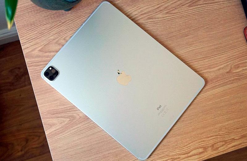 Тест Apple iPad Pro 12,9 2021