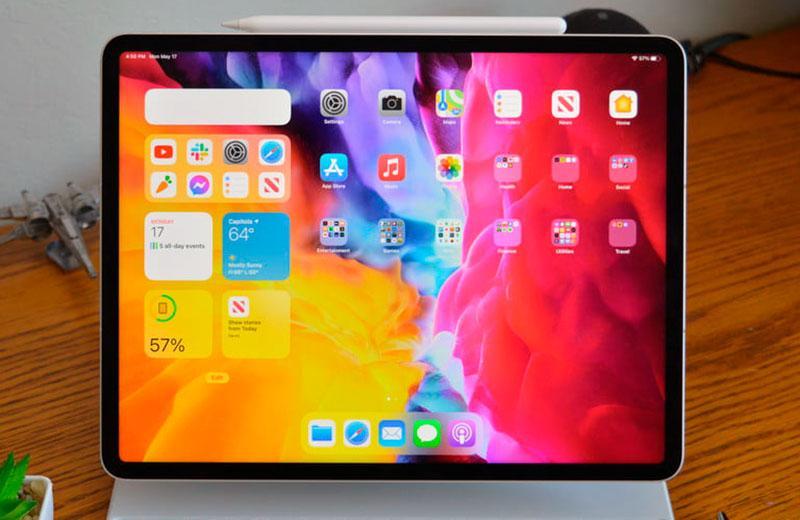 Apple iPad Pro 12,9 2021 операционная система