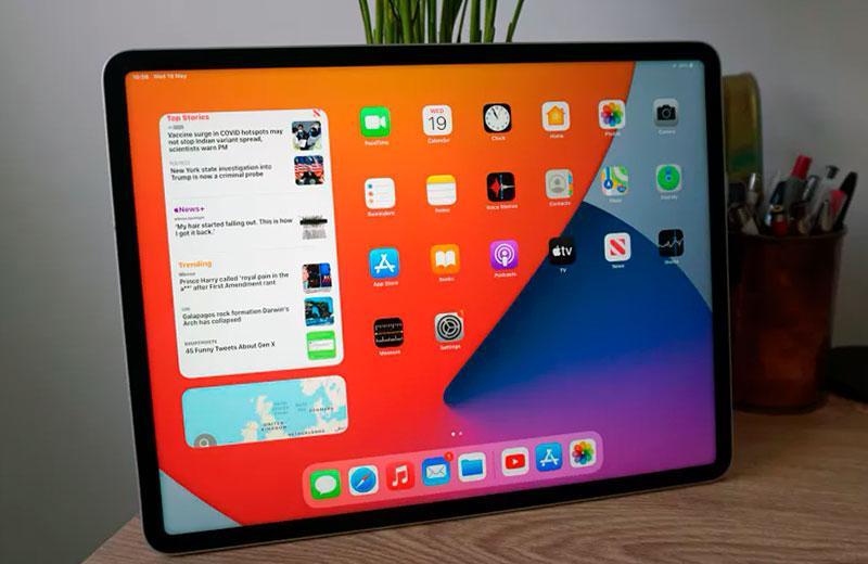 Apple iPad Pro 12,9 2021 ПО