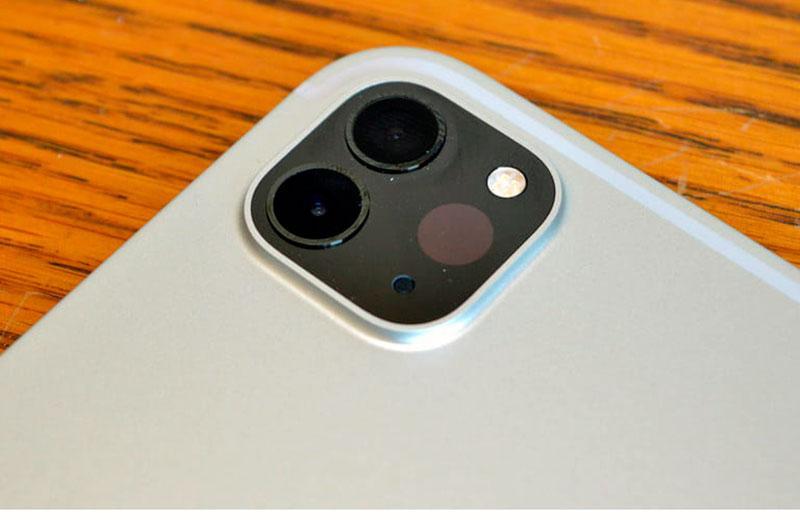Apple iPad Pro 12,9 2021 камеры