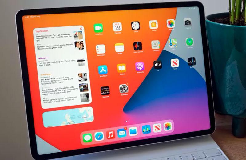 Apple iPad Pro 2021 обзор