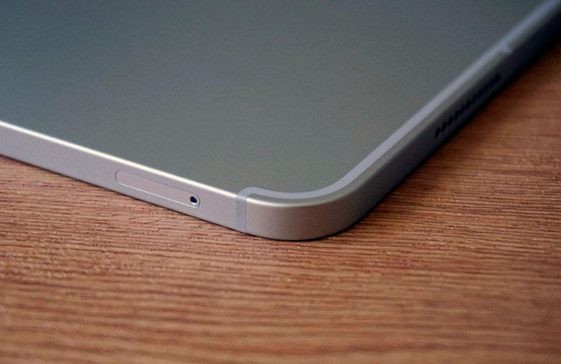 Apple iPad Pro 12,9 2021 корпус