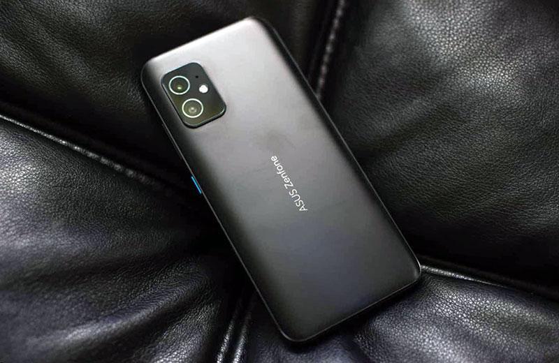 ASUS Zenfone 8 камеры
