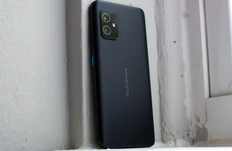 ASUS Zenfone 8 производительность