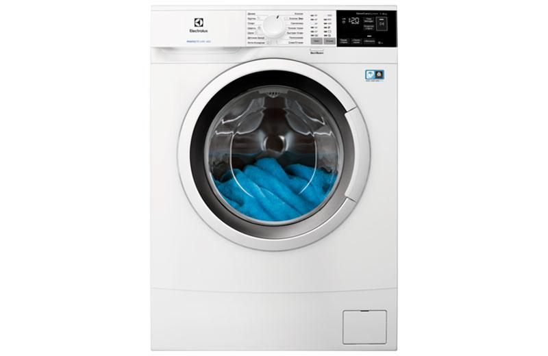 Electrolux PerfectCare 600 EW6S4R06W – лучшая стиральная машинка автомат